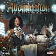 Abomination: The Heir of Frankenstein (anglicky)