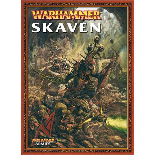 Warhammer Fantasy Battle: Army Book Skaven