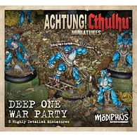Achtung! Cthulhu: Deep One War Party