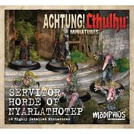 Achtung! Cthulhu: Servitor Horde of Nyarlathotep Unit Pack