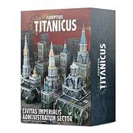 Adeptus Titanicus: Civitas Imperialis - Administratum Sector