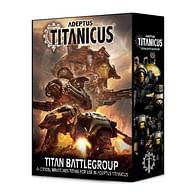 Adeptus Titanicus - Titan Battlegroup