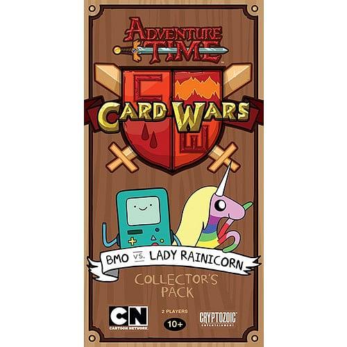 Adventure Time: Card Wars - BMO vs. Lady Rainicorn
