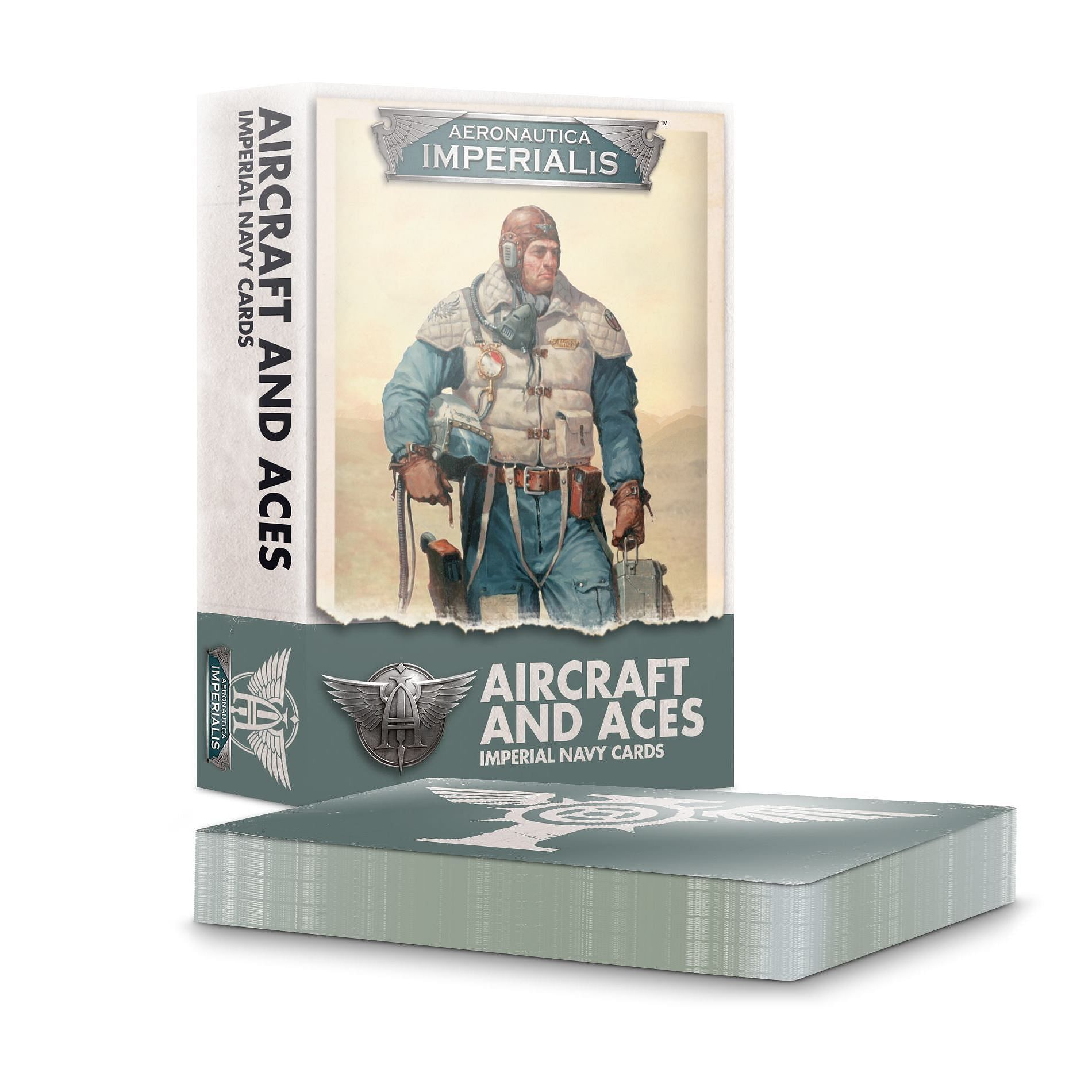 Aeronautica Imperialis: Aircraft and Aces - Imperial Navy Cards