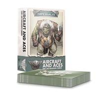 Aeronautica Imperialis: Aircraft & Aces - Ork Air Waaagh! Cards