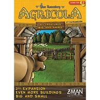 Agricola: All Creatures Big and Small – Even More Buildings Big and Small