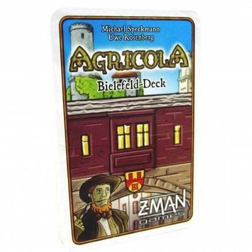 Agricola: Bilelefeld Deck