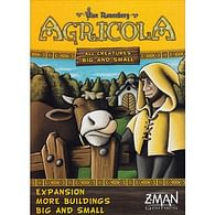 Agricola: More Buildings Big and Small