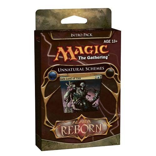 Magic: The Gathering - Alara Reborn Intro Pack: Unnatural Schemes