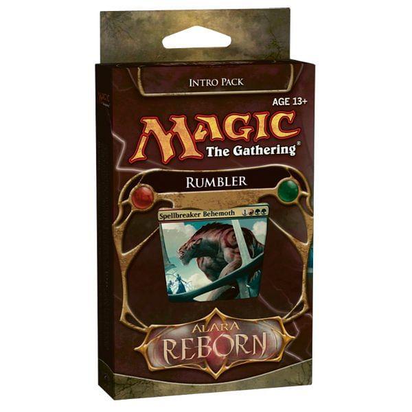 Magic: The Gathering - Alara Reborn Intro Pack: Rumbler