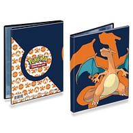 Album Pokémon: 4-Pocket Portfolio - Charizard (Ultra Pro)