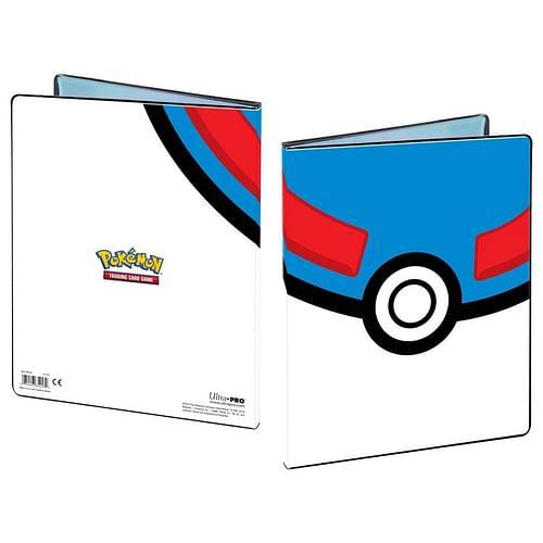 Album Pokémon: 4-Pocket Portfolio - Great Ball (Ultra Pro)