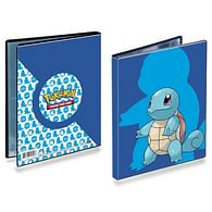Album Pokémon: 4-Pocket Portfolio - Squirtle (Ultra Pro)