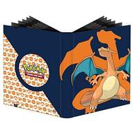 Album Pokémon: 9-Pocket Pro - Charizard - se složkami (UP)
