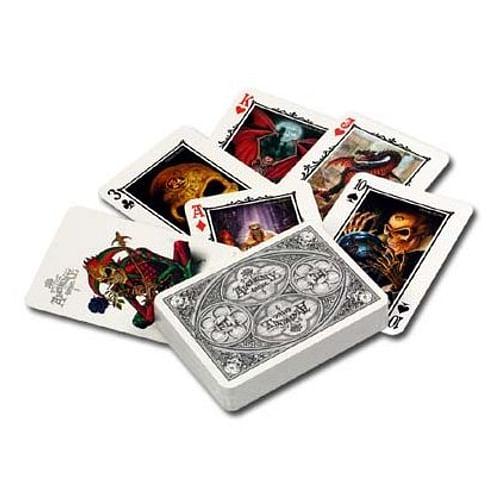 Hrací karty Gothic