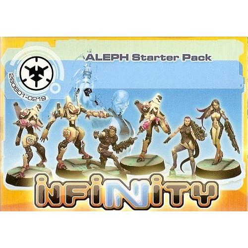Infinity: ALEPH Starter Pack