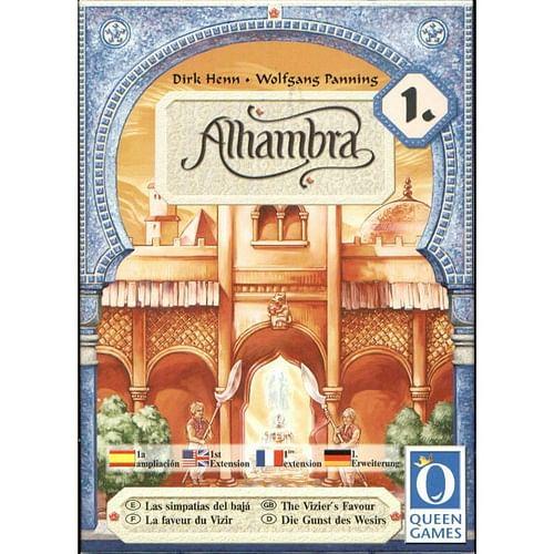 Alhambra - Vezírova přízeň