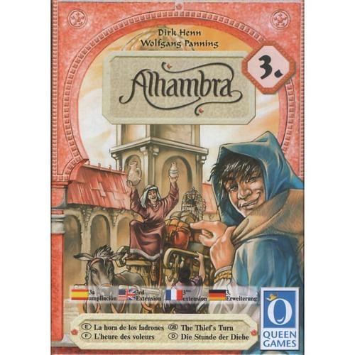 Alhambra - Hodina zlodějů