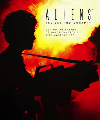 Aliens : The Set Photography