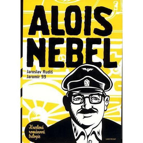 Alois Nebel - trilogie