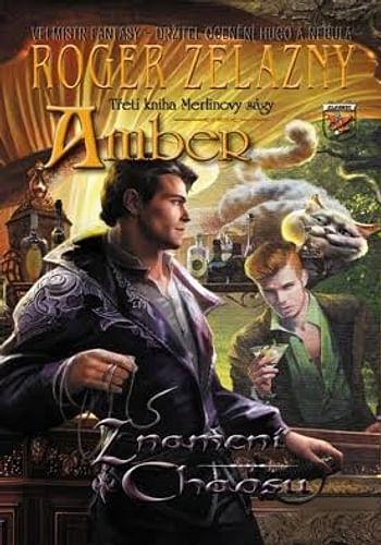 Amber - Znamení chaosu (vázaná)