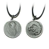 Amulet Fénix a drak