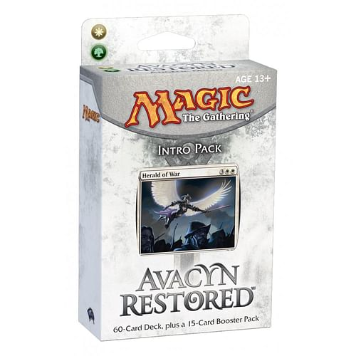 Magic: The Gathering - Avacyn Restored Intro Pack: Angelic Might