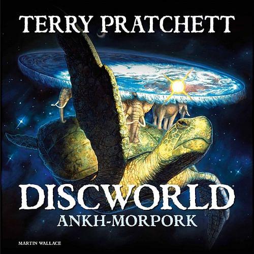 Discworld: Ankh-Morpork - desková hra