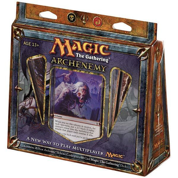 Magic: The Gathering - Archenemy: Bring About Undead Apokalypse