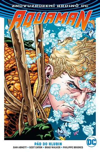 Aquaman 1: Pád do hlubin
