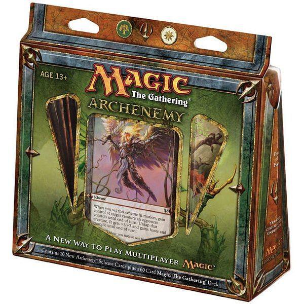 Magic: The Gathering - Archenemy: Trample Civilization Underfoot