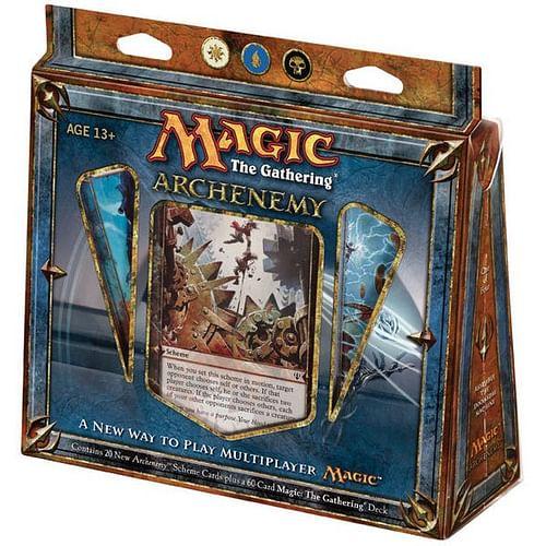 Magic: The Gathering - Archenemy: Assemble the Doomsday Machine