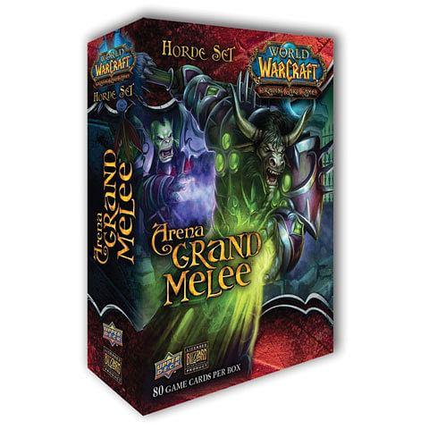World of Warcraft TCG: Arena Grand Melee - Horde Set