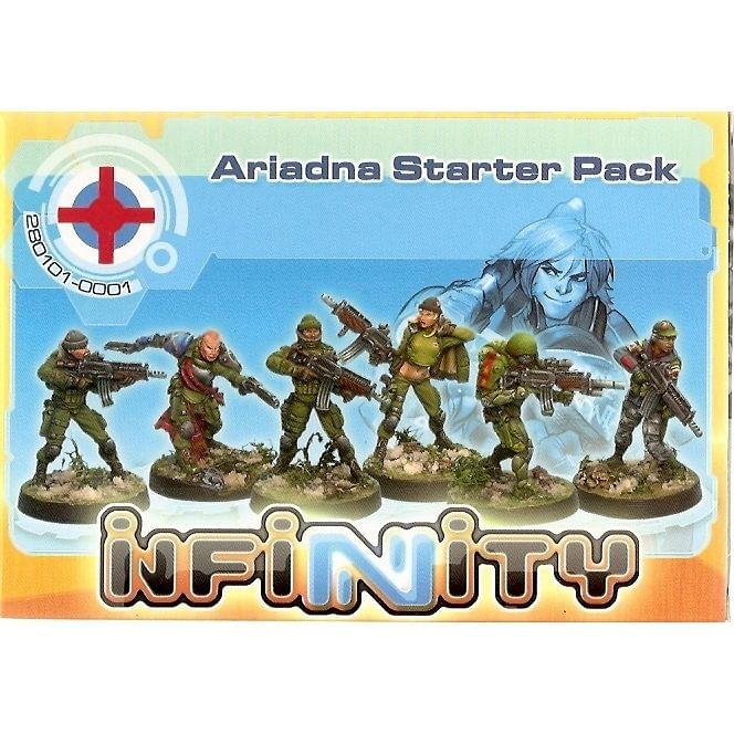 Infinity: Ariadna Starter Pack