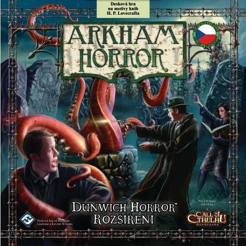 Arkham Horror: Dunwich Horror (česky)