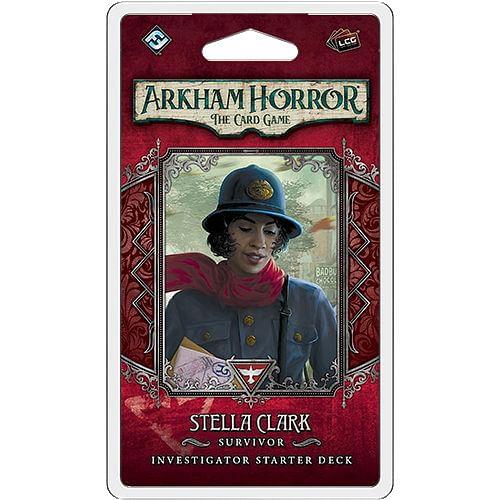 Arkham Horror LCG: Stella Clark Investigator