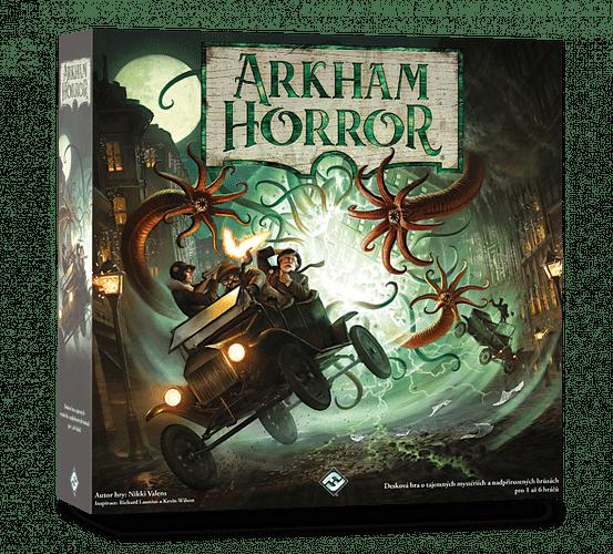 Arkham Horror (třetí edice)