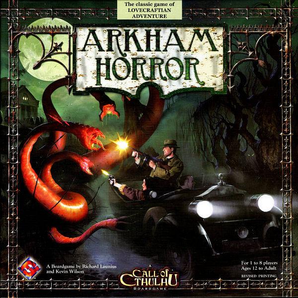 Arkham Horror (anglicky)
