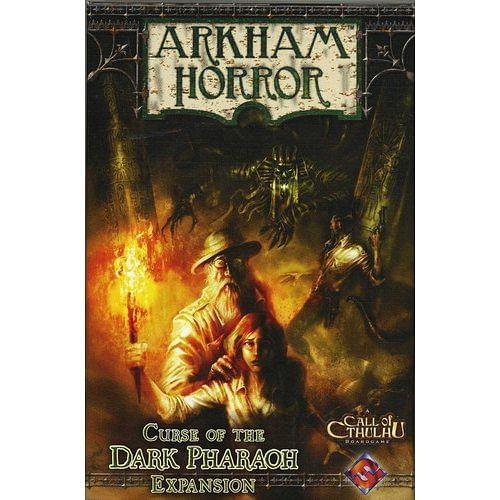 Arkham Horror: Curse of the Dark Pharaoh (revidované vydání)