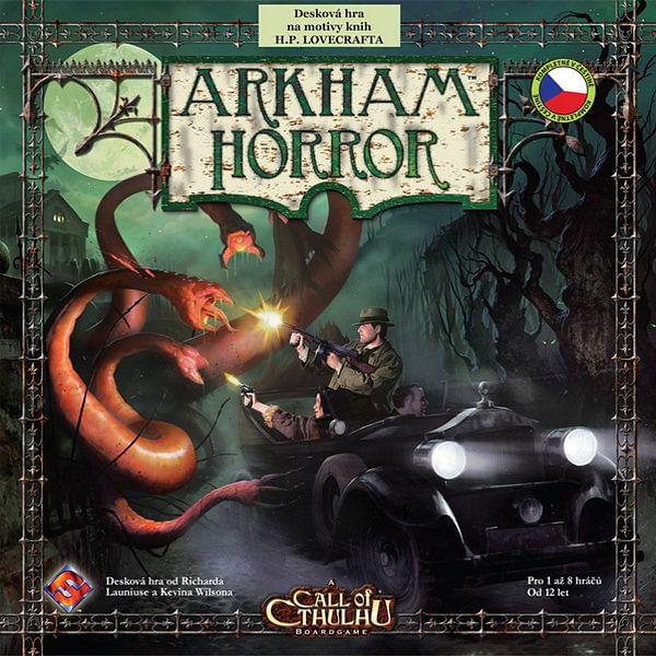 Arkham Horror (česky)