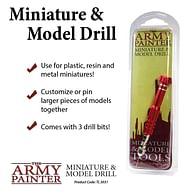 Army Painter Miniature & Model Drill - ruční vrtačka