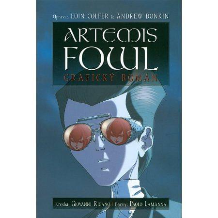 Artemis Fowl - grafický román