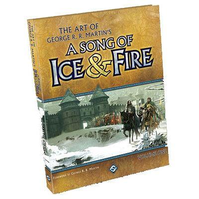 The Art of G.R.R. Martin's A Song of Fire and Ice, část 1