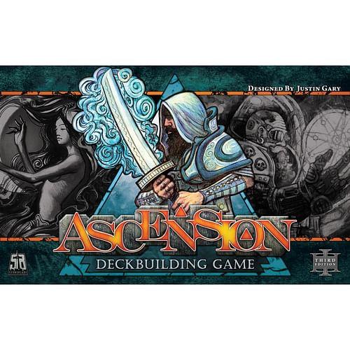 Ascension: Deckbuilding Game (třetí edice)