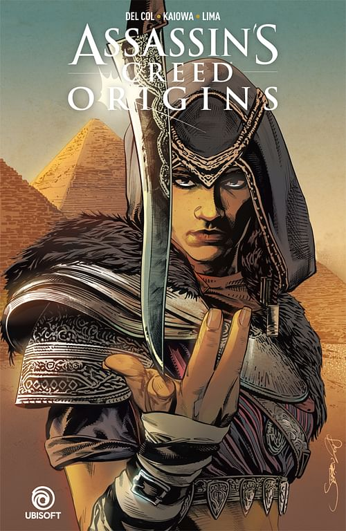Assassins Creed: Origins 1 - Anne Tooleová