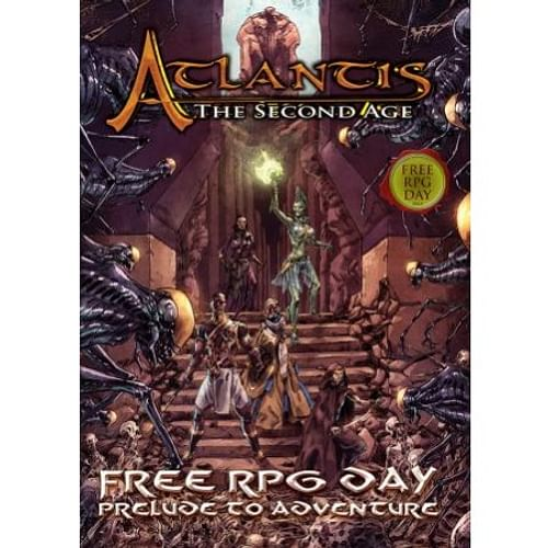 Atlantis RPG Quickstart & Adventure