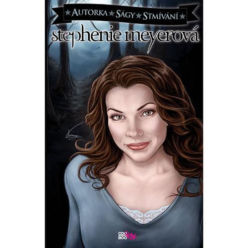 Autorka ságy Stmívání: Stephenie Meyerová