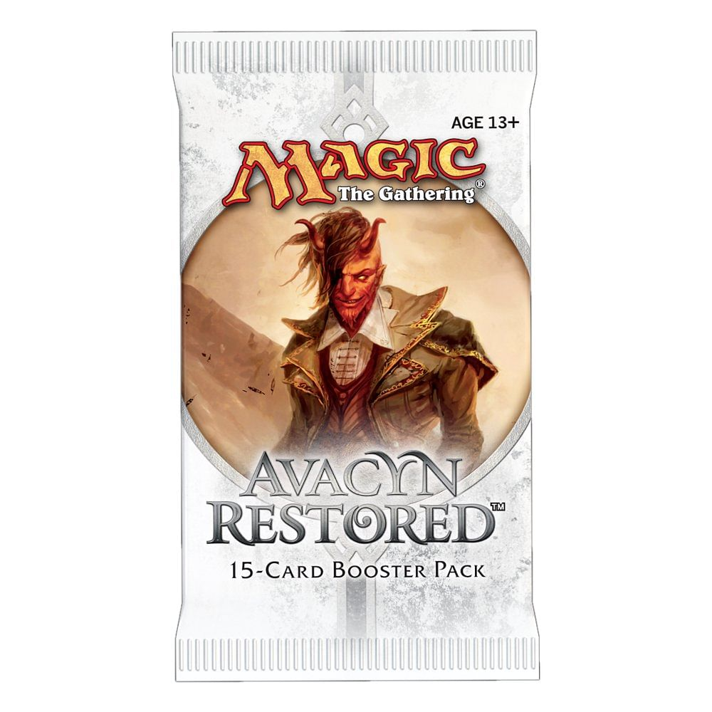 Magic: The Gathering - Avacyn Restored Booster