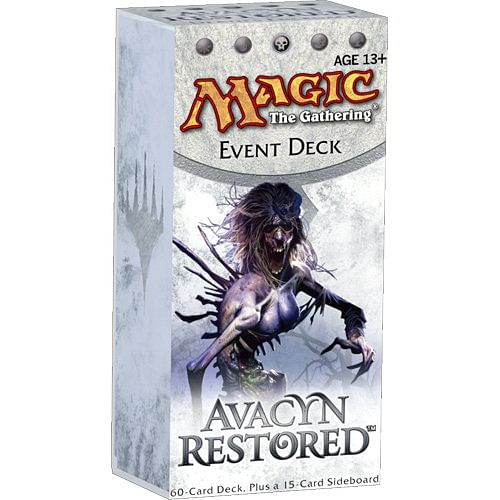 Magic: The Gathering - Avacyn Restored Event D: Death´s Encroach