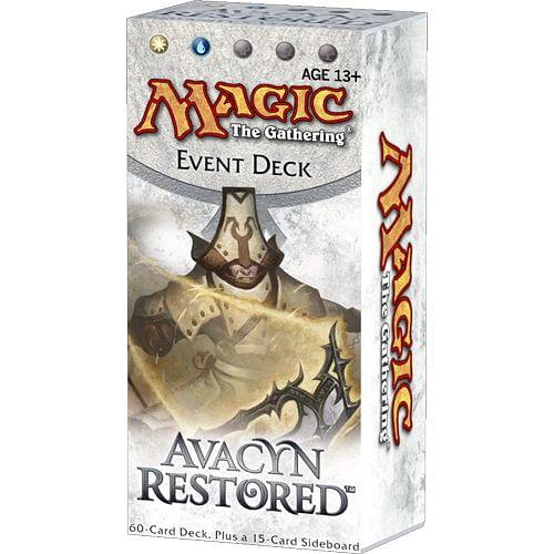 Magic: The Gathering - Avacyn Restored E D: Humanity´s Vengeance